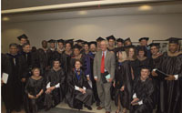 The first cohort at MBA department